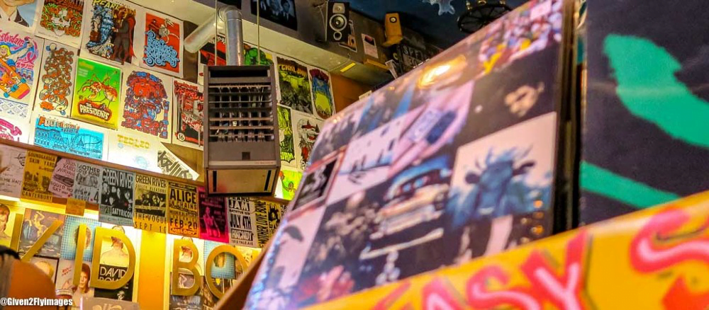 Behind the Lens: Easy Street Records