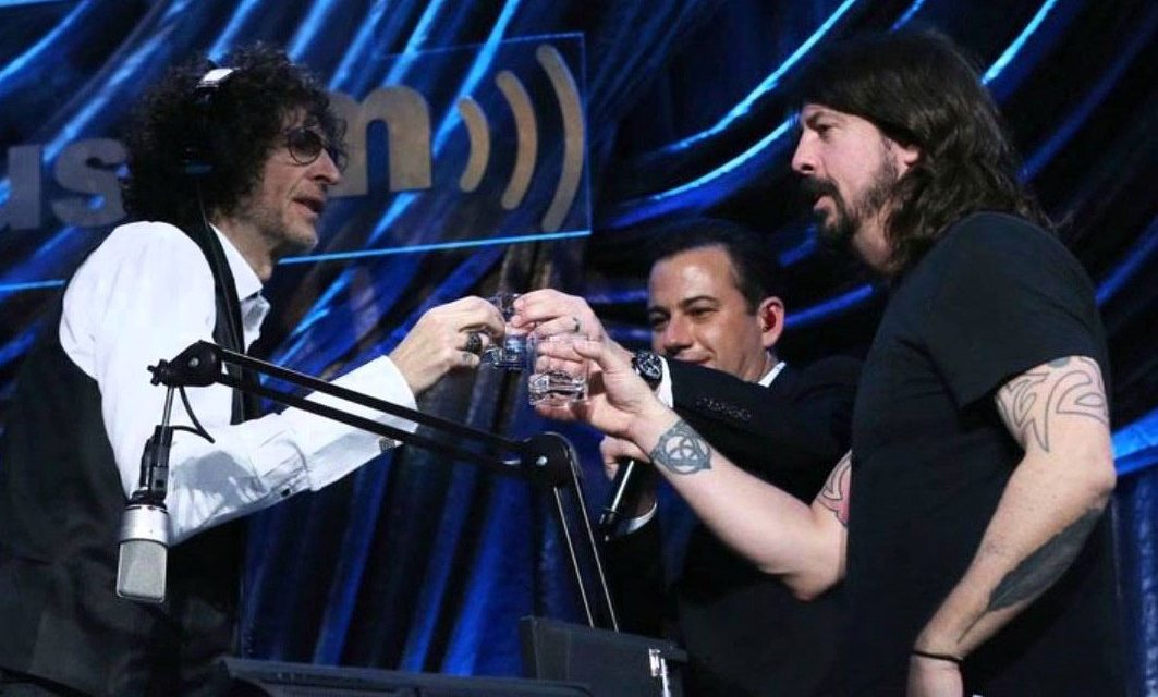 "The 20 Year Legacy of Foo Fighters' ""Everlong"" on the Howard Stern Show"