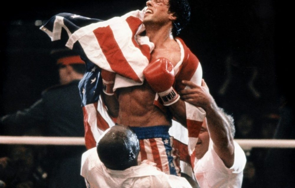 """Why Rocky Balboa is the greatest American """"fictional"""" icon of all time."""