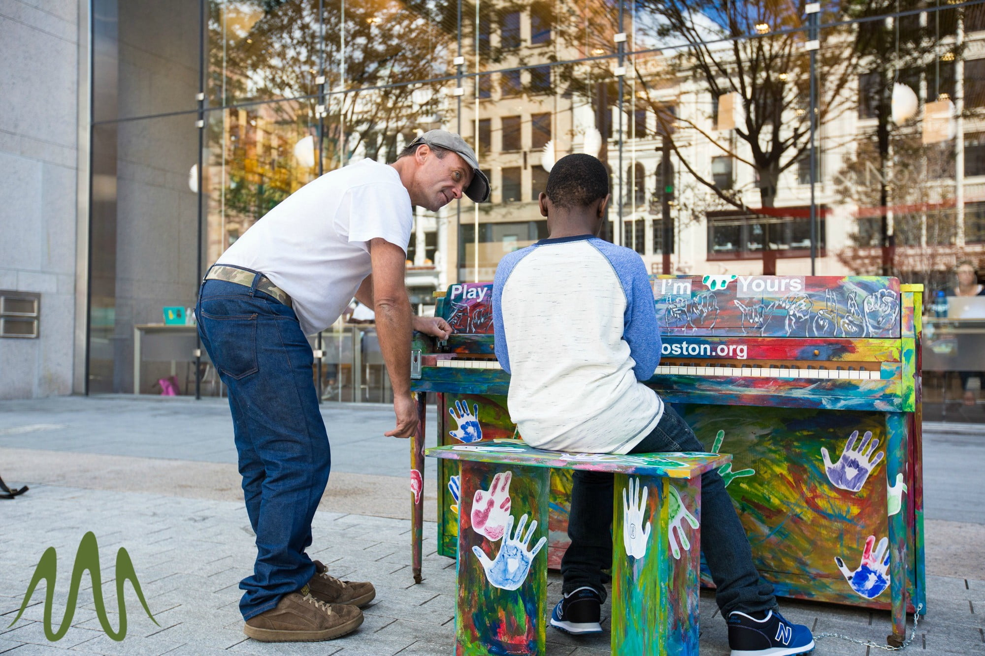 The Inspiration Of Play Me, I'm Yours Street Pianos. With Founder, Luke Jerram