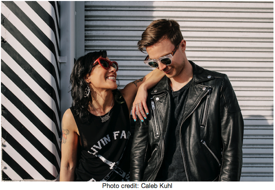 'Almost Everyday' The Fortitude and Perseverance of Matt and Kim