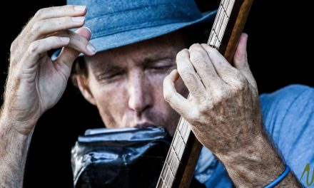 Juzzie Smith: The Art Of Busking — How I Became a One-Man Band