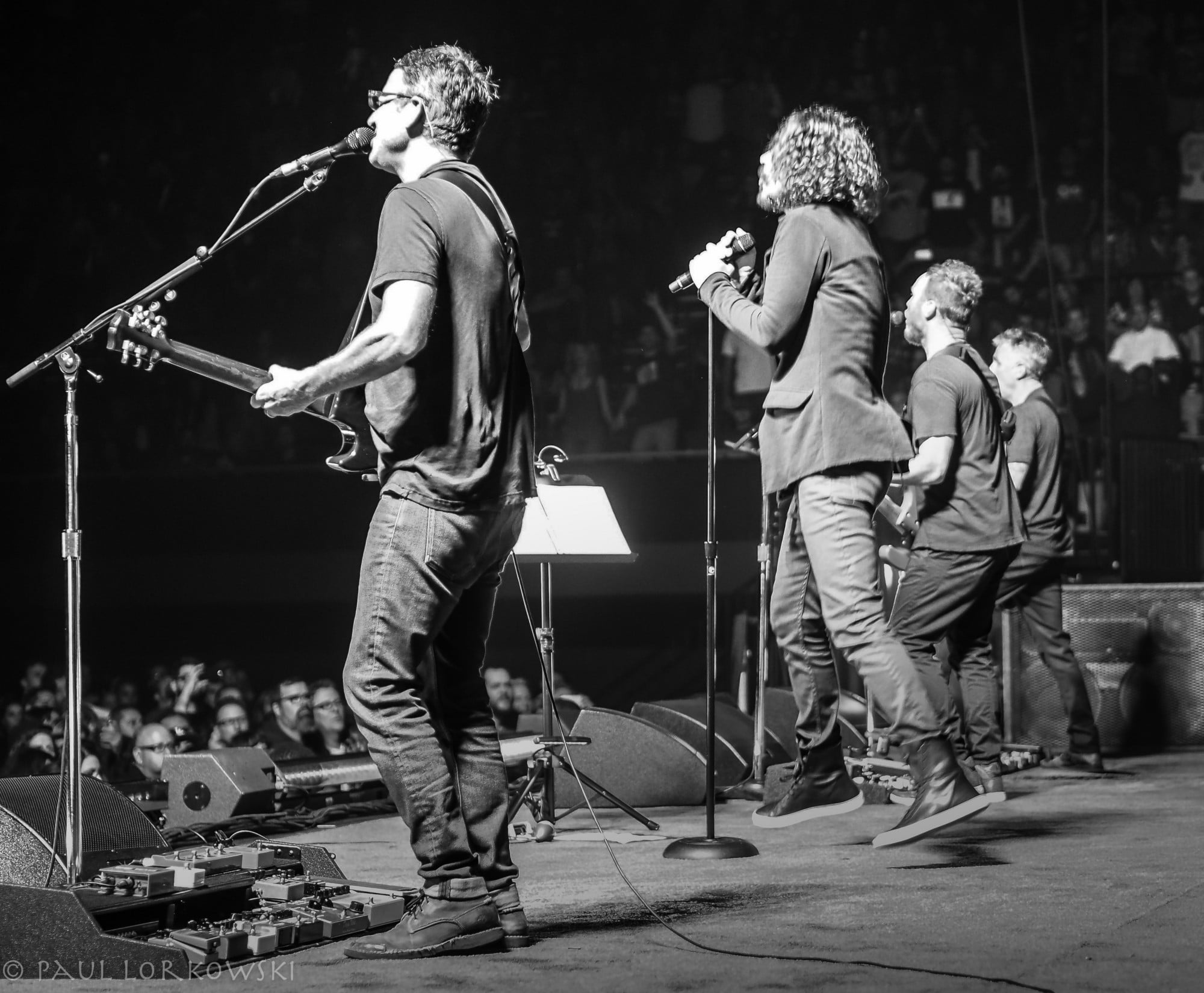 Remembering the Temple of the Dog Tour in 10 Stunning Photos