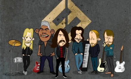 The Art of Foo Fighters' 'Concrete and Gold'