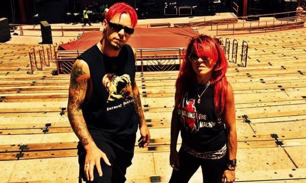 Checking in with Sofi Savage From the Hard-Driving Rock Duo, The UNIT