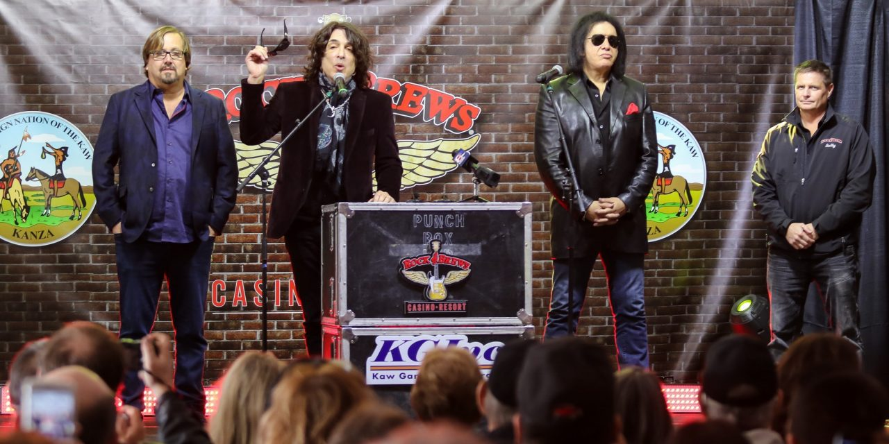 KISS: Behind The Scenes of our new Rock & Brews Casino Resort