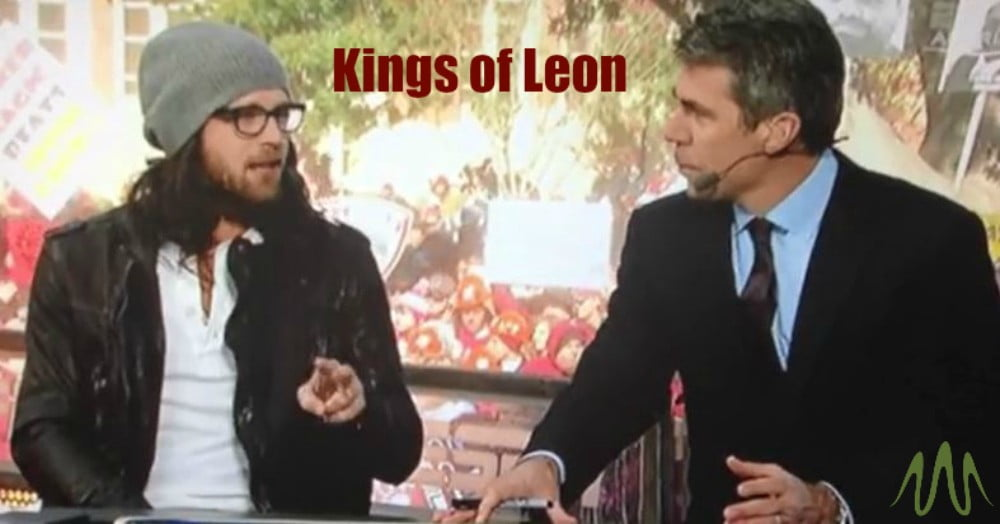 Chris Fowler: A Cheers To Kings of Leon As They Start Their Tour