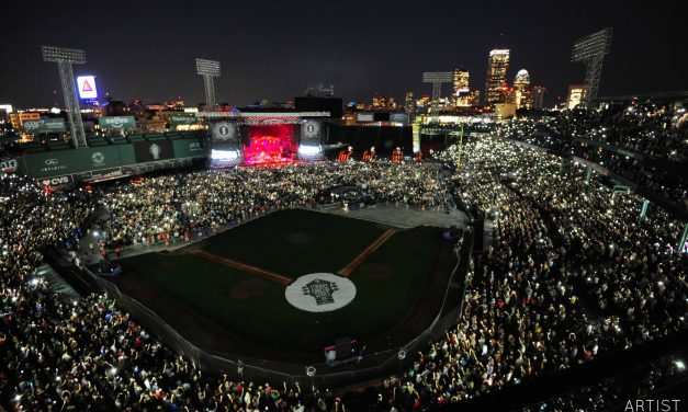 How MLB Ballparks Turn Into Magical Concert Venues