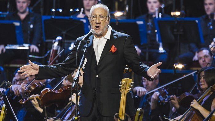 Pete Townshend: On 'Quadrophenia' Live with a Symphony