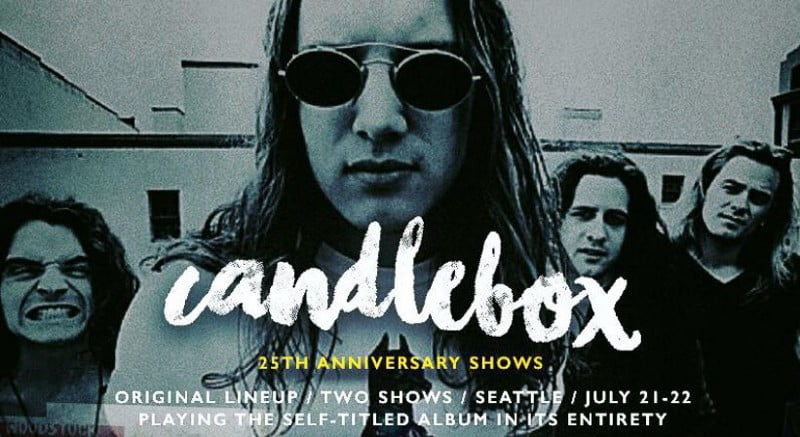 Blossom: 25 Years of Candlebox