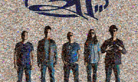 311's Incredible New Fan Interactive Album Cover