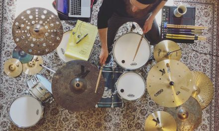 Inside My Drum Cave — With Professional Drummer, Jonathan Ulman