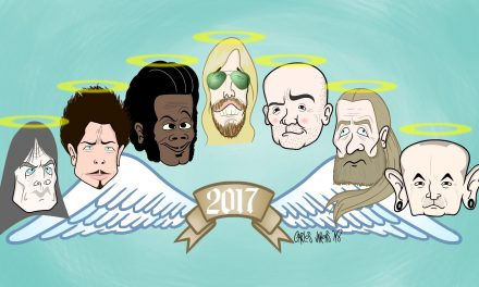 To the Artists We Lost in 2017: We Salute You