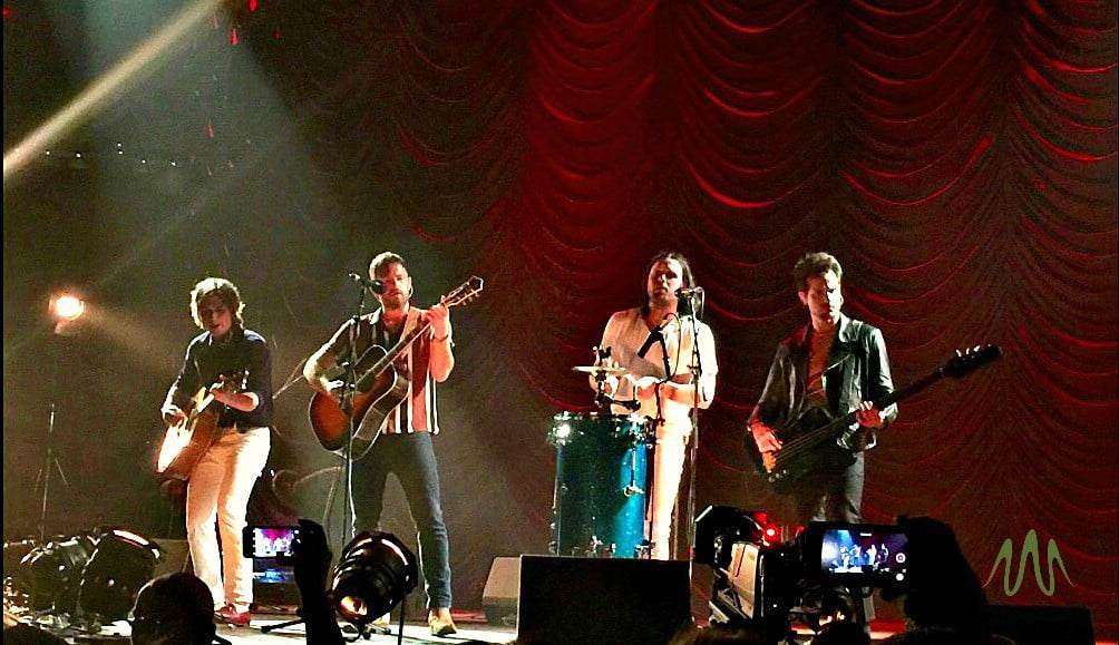 Why Kings Of Leon Are Putting On Their Gutsiest Performances Yet
