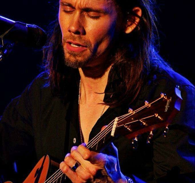 Myles Kennedy: The Mission Of My New Foundation — Future Song