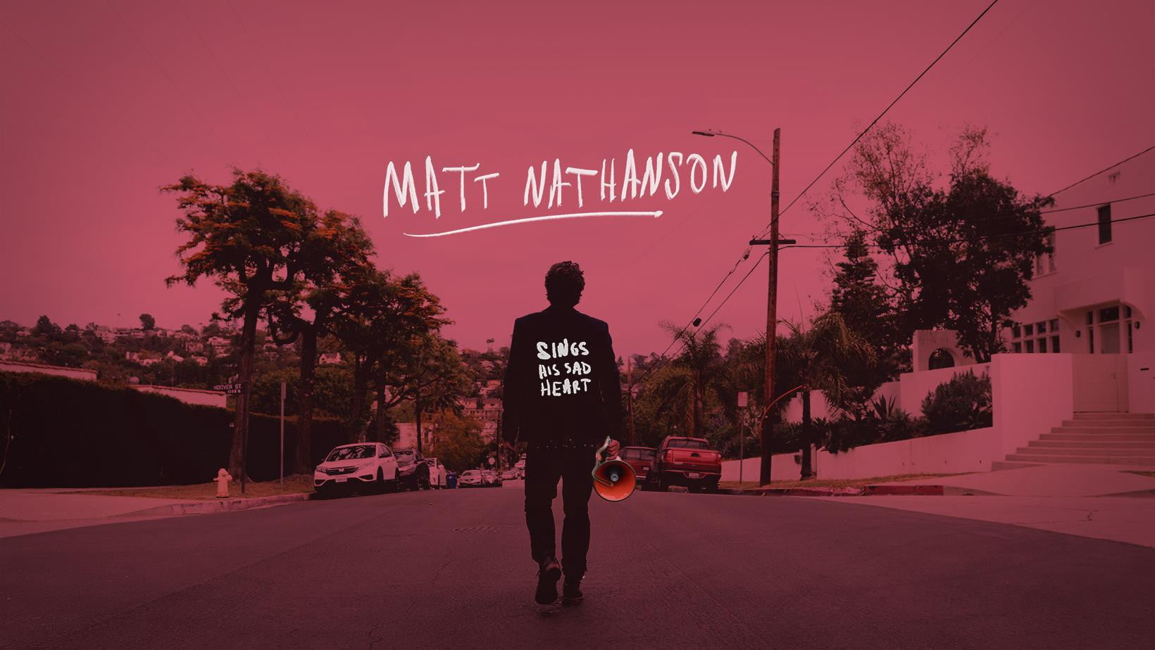 Matt Nathanson: Writing From the Heart