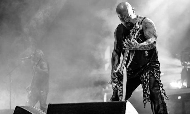 Behind the Lens: Slayer's Farewell Tour