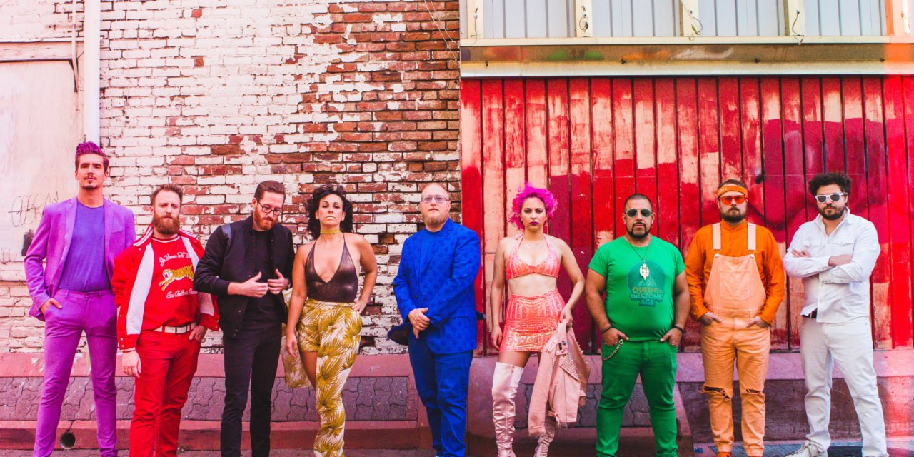 Interview: Turkuaz Talks All The Colors of 'Life In The City'