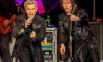 Behind the Lens: Billy Idol
