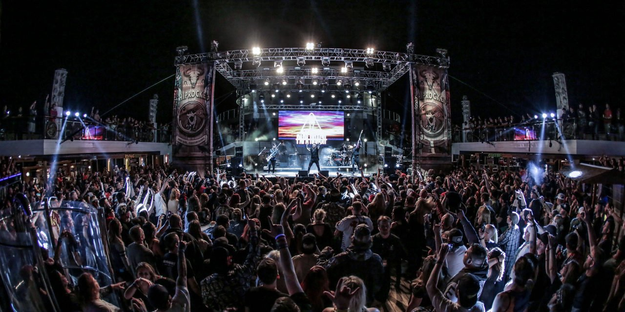 ShipRocked's 10th Year in 10 Stunning Photos