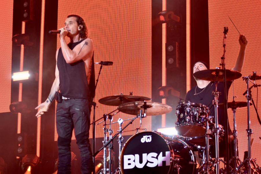 When Bush, Perry Farrell, +Live+ and Our Lady Peace All Hit Boston On The Same Night