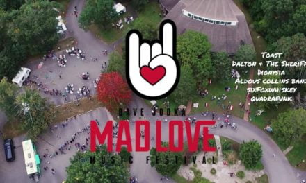Artists Share The Thrill of Playing Mad Love Music Festival