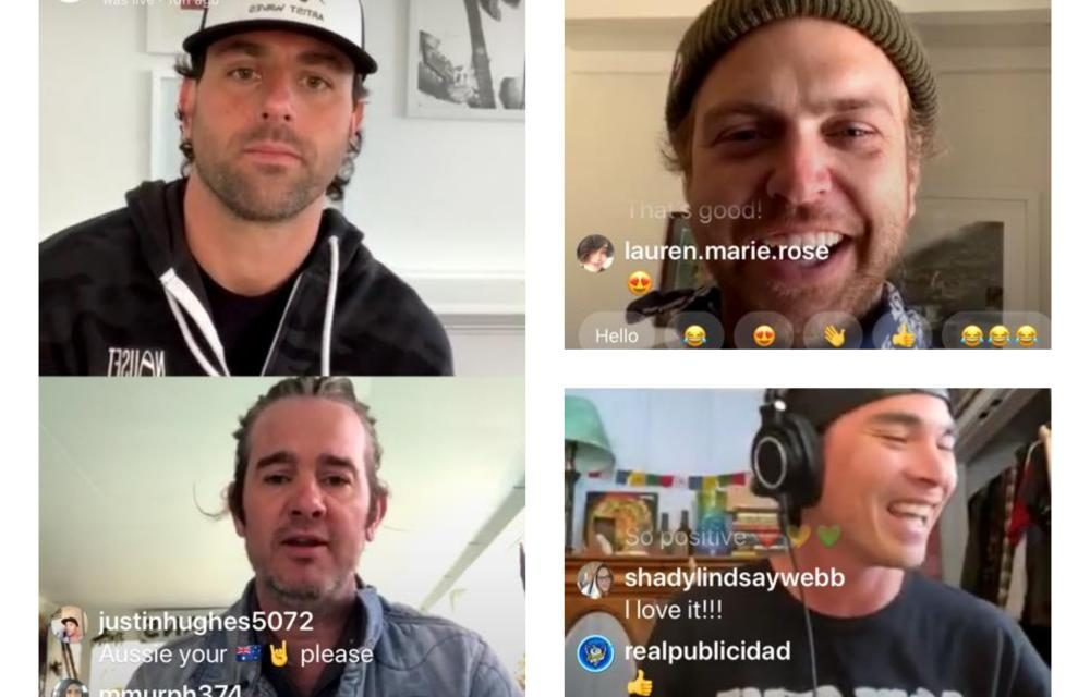NEW: AW's Live Instagram Interviews