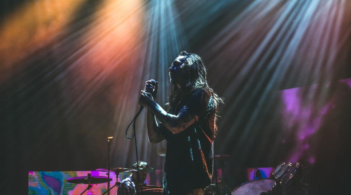 Interview: Trust Falling with Incubus Frontman, Brandon Boyd