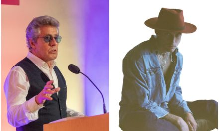 Roger Daltrey & Harry Hudson Join Together For National Cancer Survivors Month