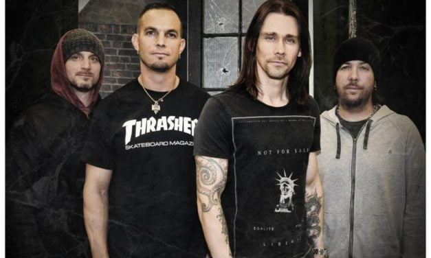 The Resonance of Alter Bridge's 'ABIII' 10 Years Later