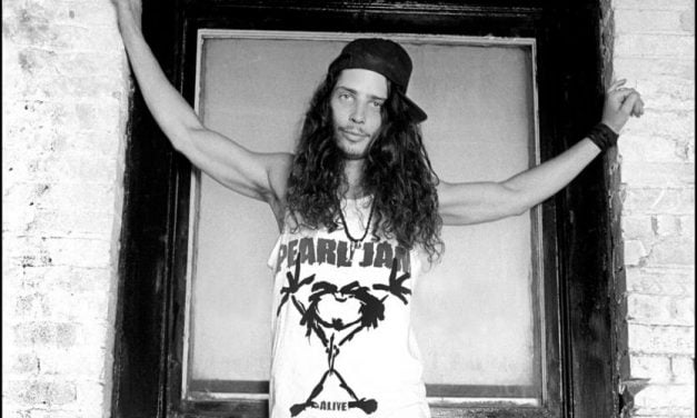 The Story Behind This Classic Chris Cornell Photo