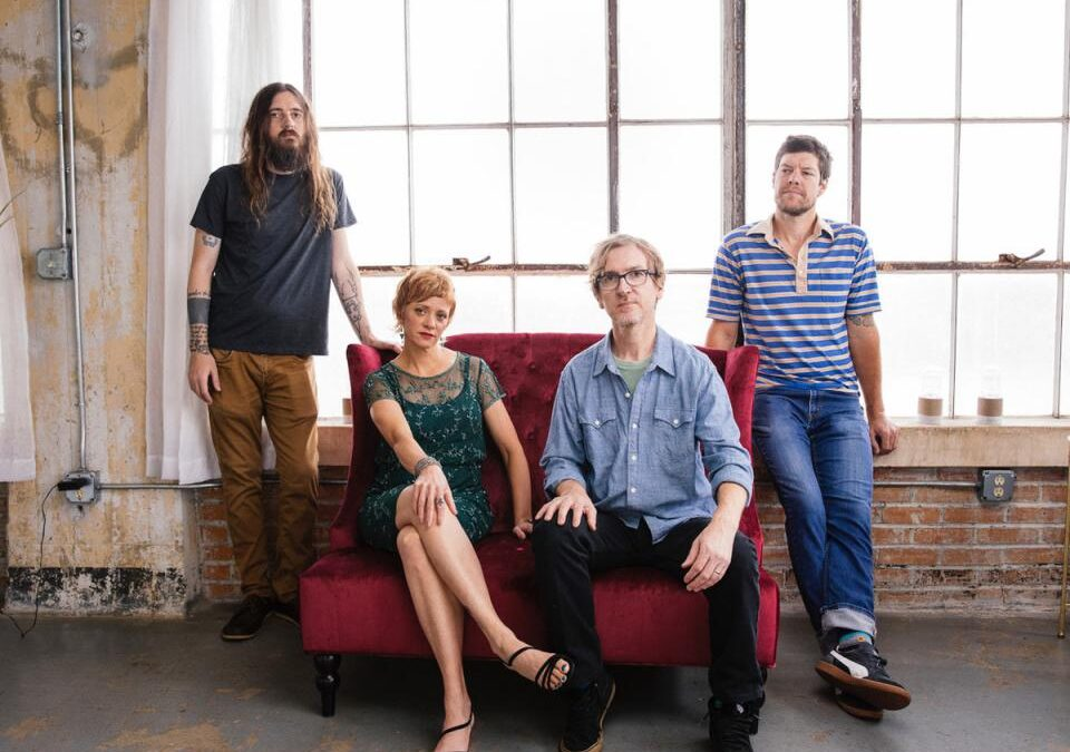 The Cush: Joining Ben Harper's Mad Bunny Records Family