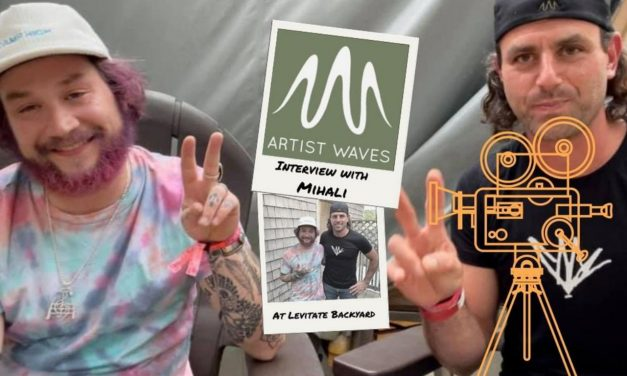 Watch: Video Interview with Mihali at Levitate